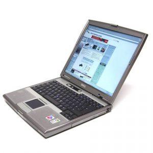 Dell Latitude D610 Pentium M 1.73GHz/1GB/40GB