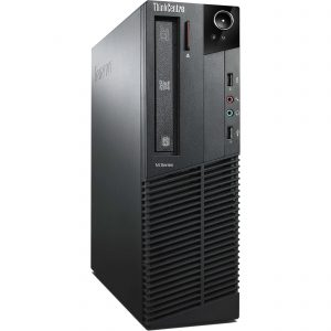 Calculatoare second hand Lenovo Thinkcentre M92 desktop Core i5-2400 3.40GHz, 4GB ddr3, 500GB