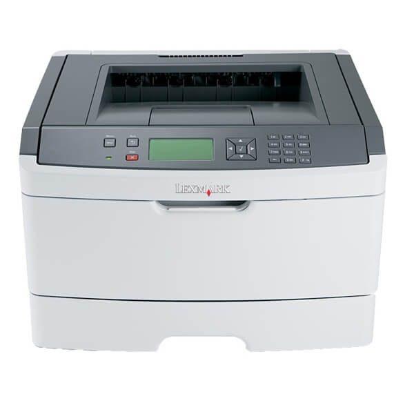 Imprimanta second hand cu duplex si retea Lexmark E460DN