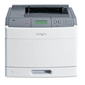 Imprimante second hand monocrom Lexmark T654DN duplex+retea , 55ppm