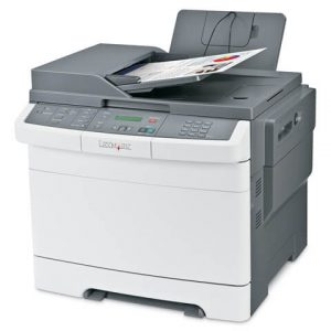 Multifunctionala laser color Lexmark X544, 23ppm, 1200x1200dpi