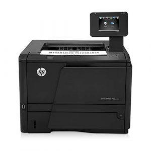 Imprimante second hand monocrom HP Laserjet Pro 400 M401DN, 35ppm, duplex+retea