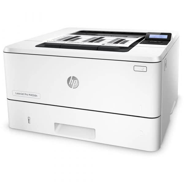 Imprimanta laser second hand HP M402DN,retea+duplex automat