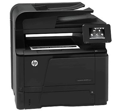 Multifunctionale laser HP Laserjet Pro 400 M425dn, 35ppm, duplex