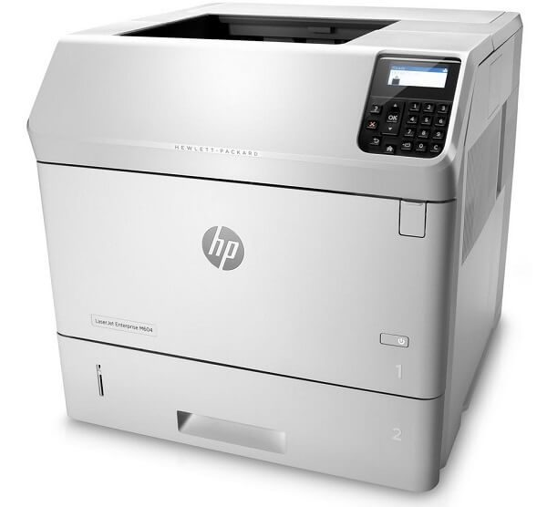 Imprimanta laser HP Enterprise M604, 52ppm, 1200x1200dpi