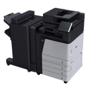 Multifunctionala second hand A3 HP Color LaserJet flow MFP M880z