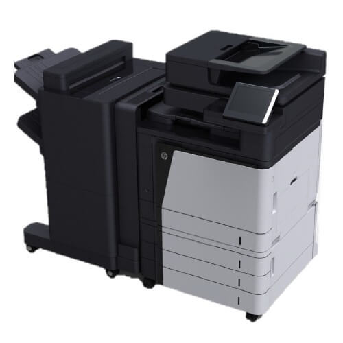 Multifunctionala second hand A3 HP Color LaserJet flow MFP M880z