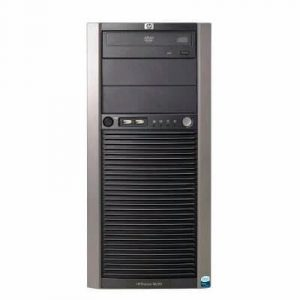 Server sh HP ProLiant ML310 G5p Xeon X3330 266GHz/4GB DDR2 ECC/250GB