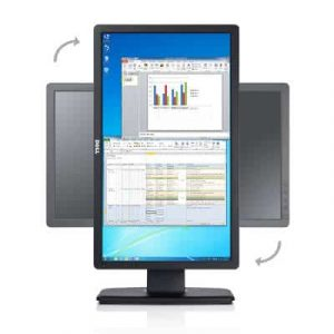 Monitoare LED Dell Professional P2012H, widescreen, 20 inch, Grad A