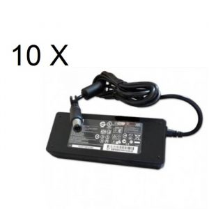 Pachet 10 alimentatoare noi laptop HP 19V/4.7A (pin pe mijloc)