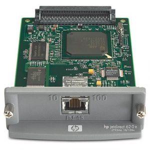 Placă reţea imprimante Jetdirect 620N