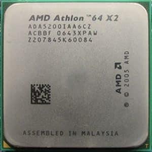 Procesor AMD Athlon X2 Dual Core 5200+ 2700MHz