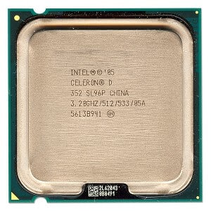 Procesor Intel Celeron 3200MHz