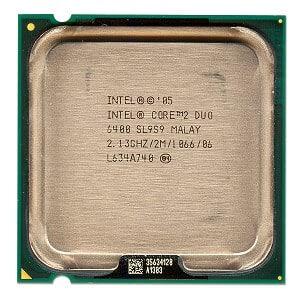 Procesor Intel Pentium Core2Duo E6400 2.13GHz