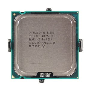 Procesor Intel Pentium Core2Duo E6550 2330MHz