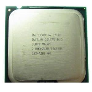 Procesor Intel Pentium Core2Duo E7400 2800MHz