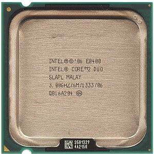 Procesor Intel Pentium Core2Duo E8500 3.16GHz