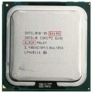 Procesor Intel Pentium Core2Quad Q6600 2400MHz