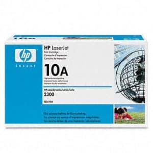 Toner / cartuş imprimantă laser HP 2300 Q2610A