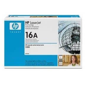 Toner / cartuş imprimantă laser HP 5200 Q7516A