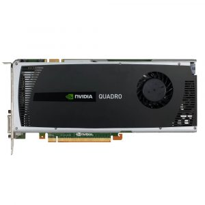Placa video profesionala nVIDIA Quadro 4000 2GB 256BIT