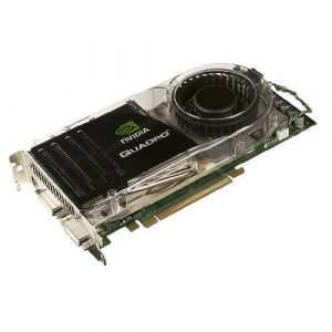 Placa video nVIDIA Quadro FX4600 768MB 384BIT