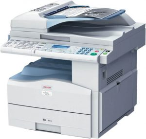 Copiator second hand Ricoh MP 171SPF, 17ppm, 600x600dpi