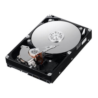 Hard Disk calculator SATA 250GB