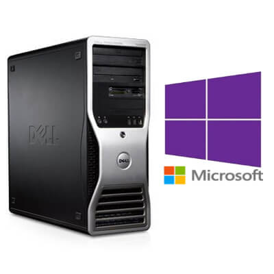 Statie grafica Refurbished Dell Precision T3500 Hexa Core X5650, 12GB ddr3, 500GB, FX 1800, Windows 10 Pro