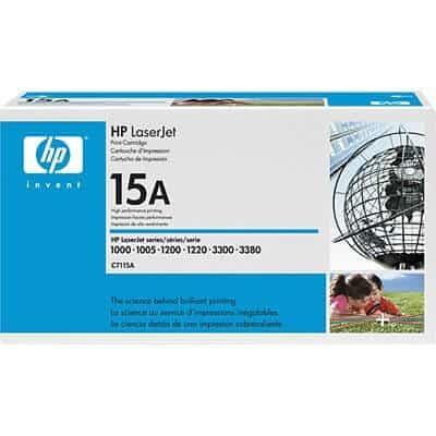 Toner / cartuş imprimantă laser HP 1000 1200 3300 C7115A