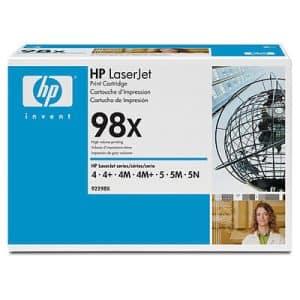 Toner / cartuş imprimantă laser HP 4 HP 5 92298A