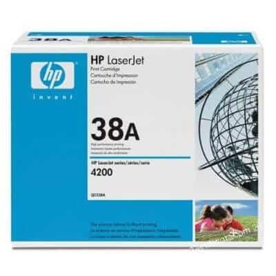 Toner / cartuş imprimantă laser HP 4200 Q1338A