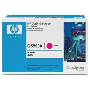 Toner / cartuş imprimantă laser HP 4700 Q5950A Q5951A Q5952A Q5953A