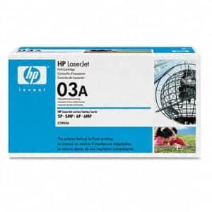 Toner / cartuş imprimantă laser HP 5P HP 6P C3903A