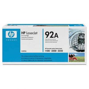 Toner / cartuş imprimantă laser HP 1100 3200 3220 C4092A