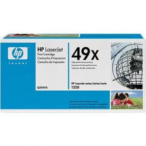 Toner / cartuş imprimantă laser HP 1320 3390 3392 Q5949X