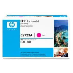 Toner / cartuş imprimantă laser HP 4600 4610 4650 C9720A
