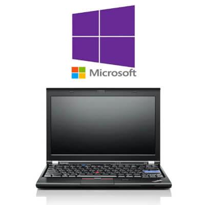 Laptop Refurbished Lenovo ThinkPad X220 i5 2540M 2.6Ghz, 4GB, 320GB, Windows 10 Pro