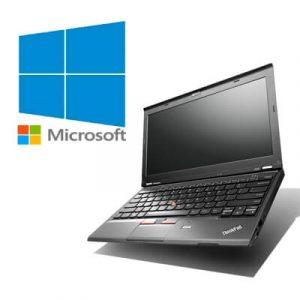 Laptop Refurbished Lenovo ThinkPad X230 i5 3210M 2.5Ghz/4GB/320GB/Windows 10 Home