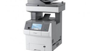 Multifunctionale second hand color Lexmark X736de, 33ppm