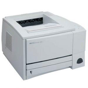 Imprimanta laser monocrom HP LaserJet 2200D, A4, duplex, 19ppm