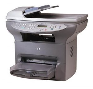 Multifunctionale laser second HP LaserJet 3380 All in One