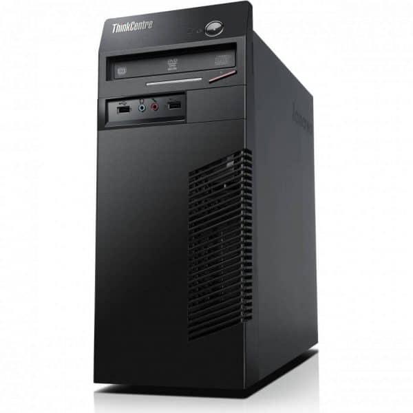 Calculator tower Lenovo Thinkcentre M72e Core i5-2400 3.10Ghz, 4GB, 500GB, DVD-RW