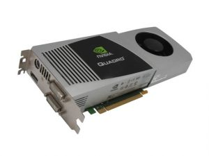 Placa video profesionala Nvidia Quadro FX5800 4GB GDDR3 512 BIT