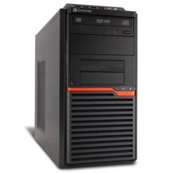 Carcasa PC minitower Gateway DT55 cu sursa de 300W