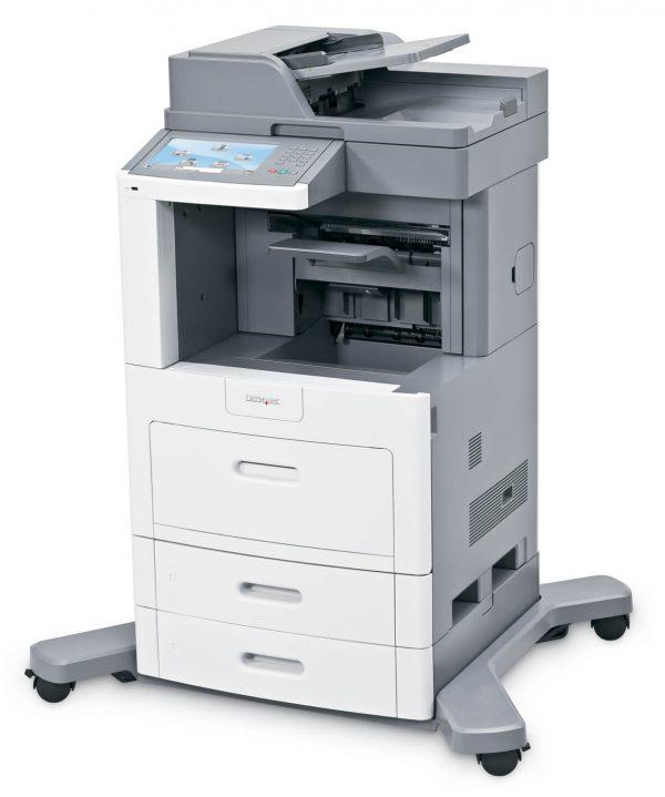 Multifunctionala laser monocrom Lexmark X658DE
